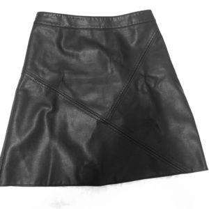 Zara Basic Collection waist high leather